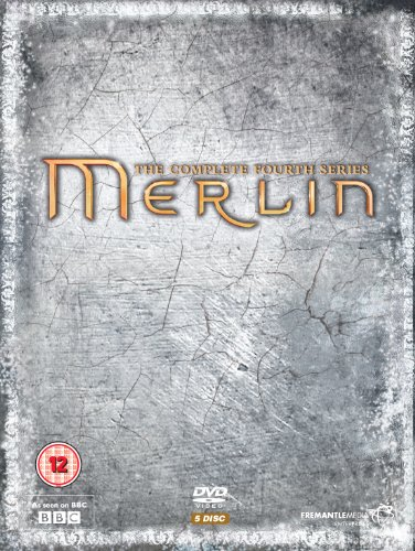Merlin complete series4 DVD-BOX/魔術師マーリン シリーズ4全話収録DVD-BOX[Region2-PAL:UK][Import]