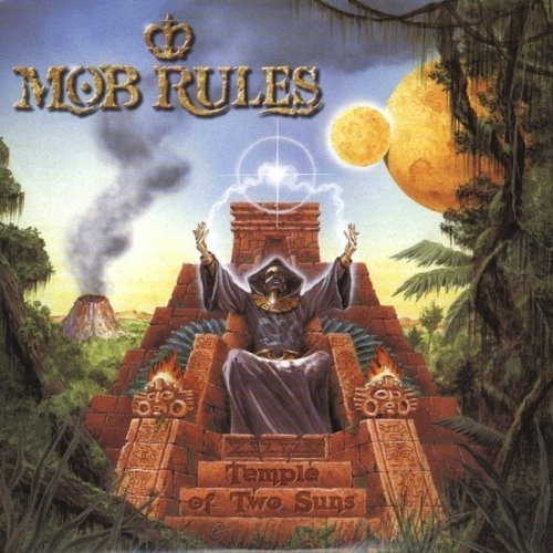 Temple Of Two Suns by Mob Rules (2000) Audio CD