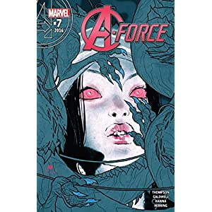 A-Force (2016-) #7
