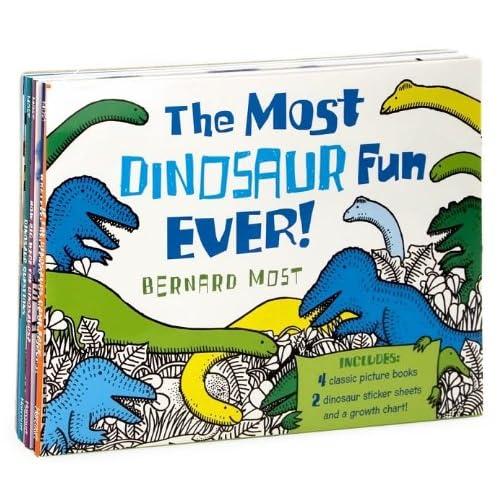 The Most Dinosaur Fun Ever! Bernard Most