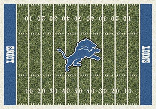 Detroit Lions NFL Area Rug (10'9