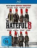The Hateful 8 [Blu-ray] - Mit Samuel L. Jackson, Kurt Russell, Jennifer Jason Leigh, Walton Goggins, Demian Bichir