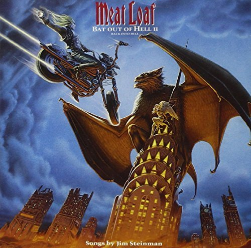 Bat Out of Hell II by Meat Loaf (2005-05-17)