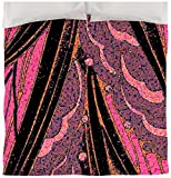 Thumbprintz Duvet Cover, Twin, Pink Purse