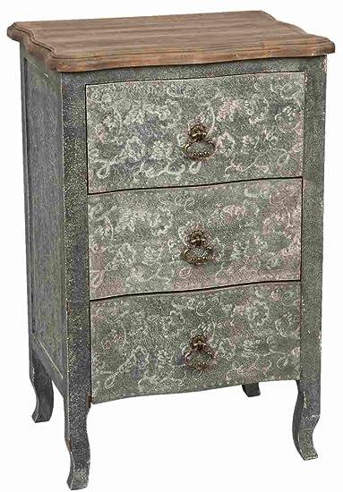 5H0035 mueble de cajones para armario de cómoda de 51 x 38 x 78 cm aproximadamente de la