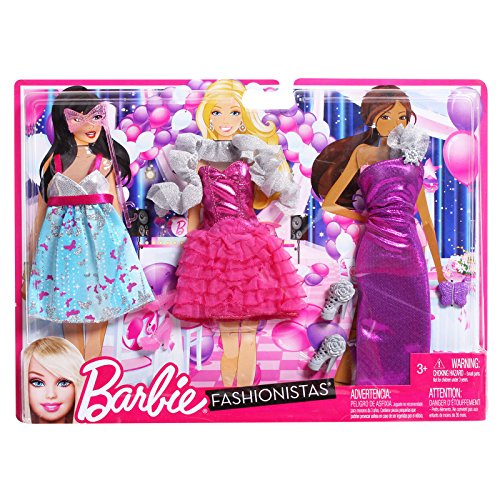 Barbie Doll Clothes Fashionistas My Fab Life Party - 1