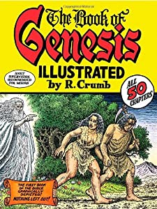 "Cover of ""The Book of Genesis Illustrated..."