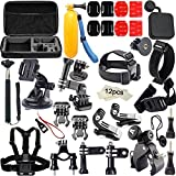 Soft Digits Accessory Bundle Kit for Action Cameras
