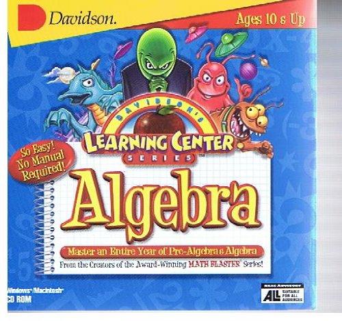 Algebra-Master an Enitre Year of Pre-Algebra - 1