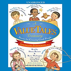 A ValueTales Treasury Audiobook