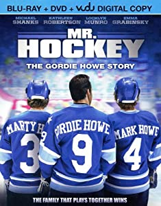 Mr. Hockey: The Gordie Howe Story (Blu-ray + DVD + Digital Copy)