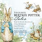 Favourite Beatrix Potter Tales: Read by Stars of the Movie Miss Potter Hörbuch von Beatrix Potter Gesprochen von: Emily Watson, Ewan McGregor, Lloyd Owen, Renée Zellweger