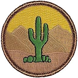 Cactus Patrol Patch - 2\