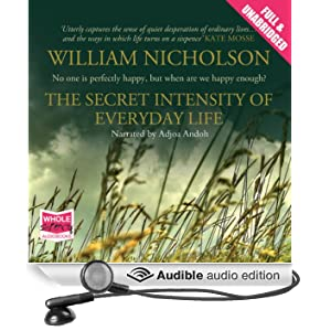 The Secret Intensity of Everyday Life (Unabridged)
