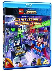 Lego: Justice League Vs Bizarro League [Blu-ray]