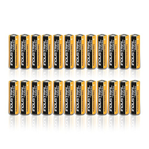 DURACELL INDUSTRIAL Pack de 24 piles alcalines AA LR06