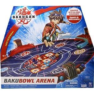 Bakugan Bakubowl