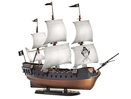 Revell - 06850 - Maquette - Bateau Pirate Easy Kit - 26 Pièces