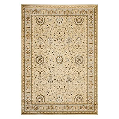 Safavieh Florenteen Collection FLR127-1280 Ivory and Grey Area Rug