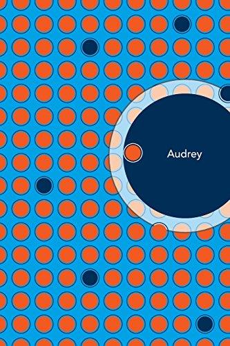 Etchbooks Audrey, Dots, Blank