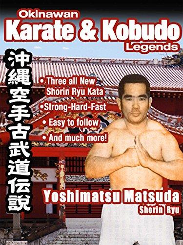 Matsuda Shorin Ryu Okinawan Karate