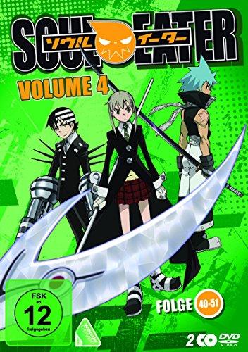 Soul Eater, DVD