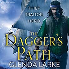 The Dagger's Path (       UNABRIDGED) by Glenda Larke Narrated by Will Damron