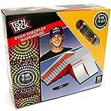 Tech Deck - Ryan Sheckler Warehouse - Set #01 - Fingerskate + Modules de Mini Skate-Park