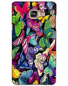 Hugo Samsung Galaxy C5 Back Cover