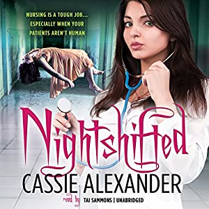 Nightshifted Audiobook