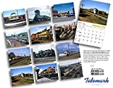 Great Northern Railway 2016 Calendar 11x14