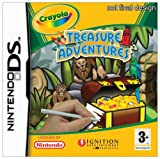 Crayola Treasure Adventures (Nintendo DS)
