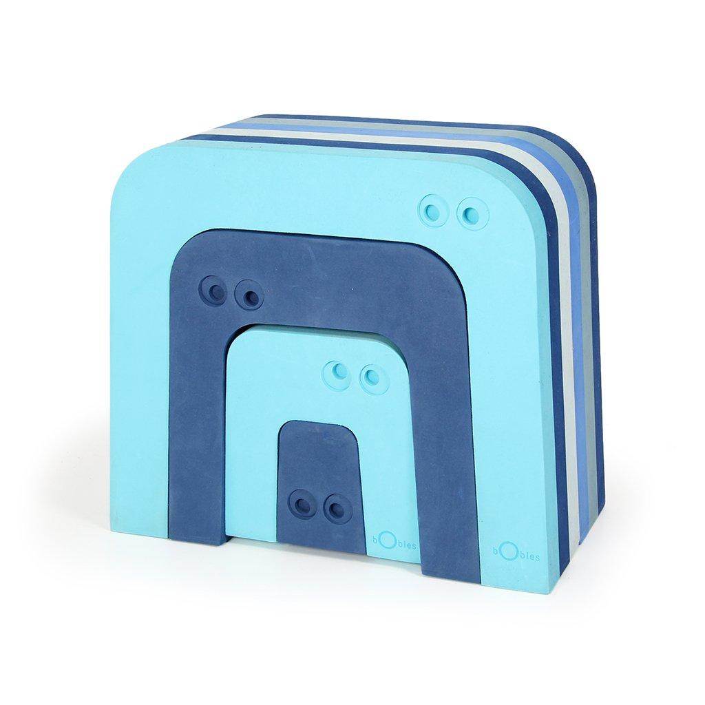bObles großer Ameisenbär multi blau Tummeltier Spielmöbel Anteater large multi blue jetzt bestellen