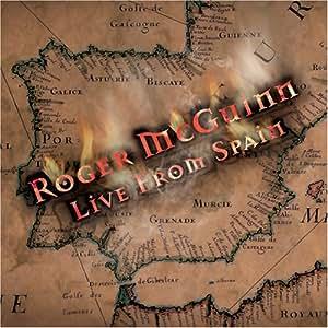 Live from Spain [Vinyl]