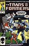 The Transformers Comic #7 Aug