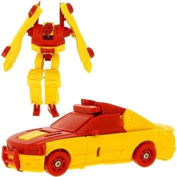 jouet enfant robot transformable transformable en voiture de course rouge cuisine rouge. Black Bedroom Furniture Sets. Home Design Ideas
