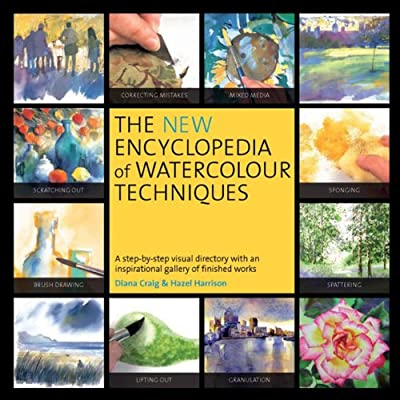New Encyclopedia of Watercolour Techniques (Paperback)