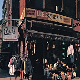 Paul's Boutique (20th Anniversary Remastered Edition) [Explicit] [+digital booklet]