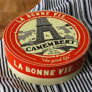 La Bonne Vie Camembert (8 ounce)