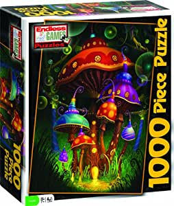 Straub Enchanted Evening Puzzle, 1000 Piece
