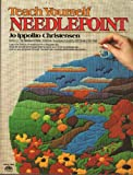 img - for Teach Yourself Needlepoint book / textbook / text book