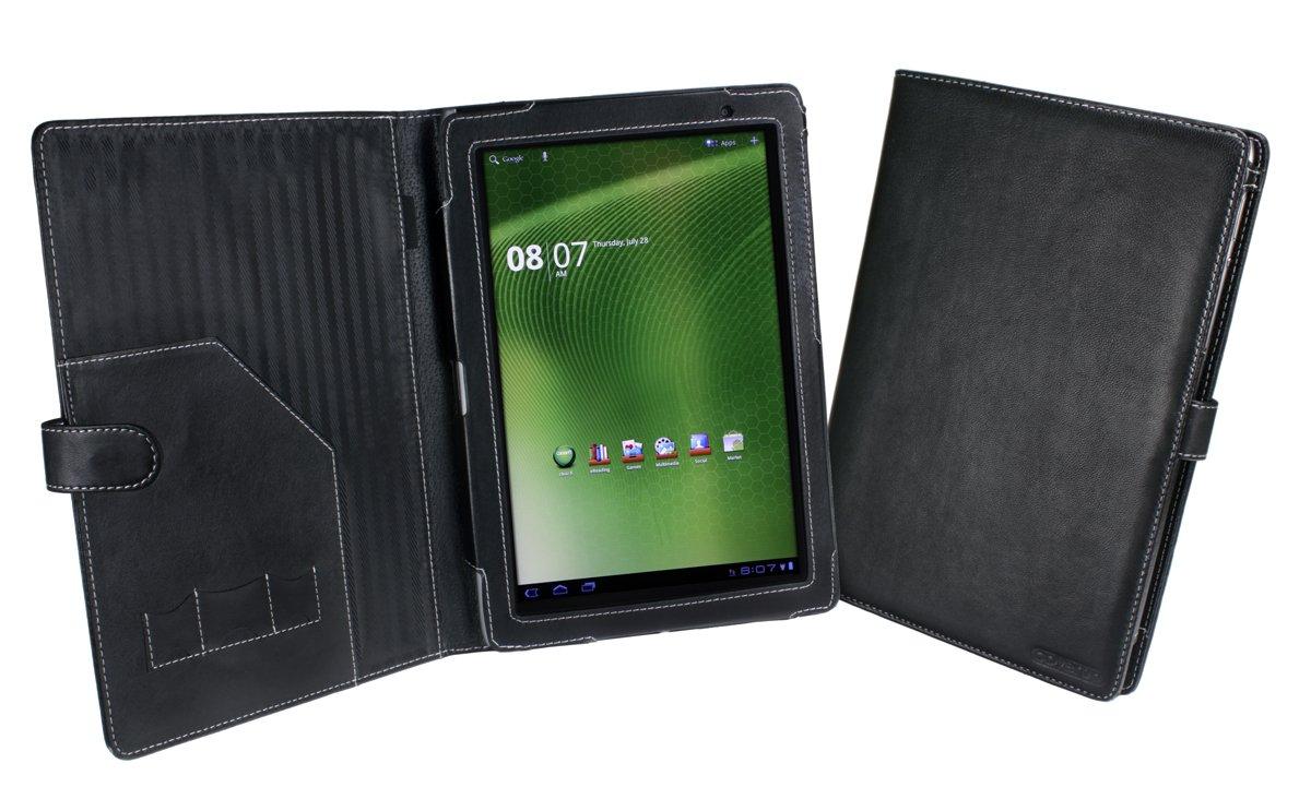 Cover-Up - Funda tipo libro para Acer Iconia A500, A501 (10,1), color negro  Informática Más información y revisión del cliente
