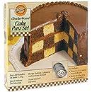Wilton Checkerboard Cake Pan Set