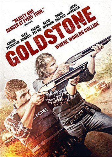 Blu-ray : Goldstone (Blu-ray)