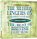 Various Artists The Melody Lingers On The Best Of British Light Music 1952 - 1960