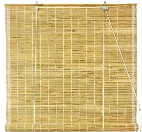 Matchstick Blinds Oriental Furniture Roll Up
