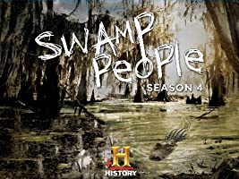 Swamp People Season 4 [HD]