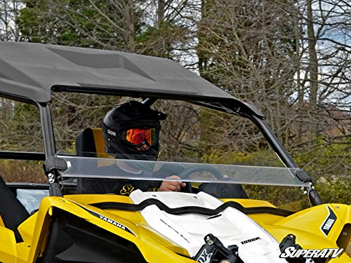 Yamaha-YXZ-Half-Windshield
