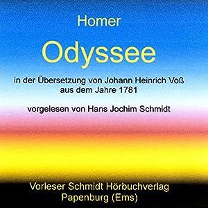 Odyssee Audiobook