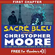 Sacre Bleu: First Chapter | [Christopher Moore]